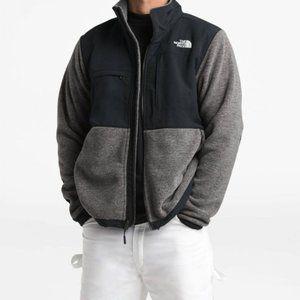 The North Face Denali Charcoal Grey Fleece Jacket